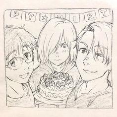 TVアニメ「ユーリ!!! on ICE」 (@yurionice_PR) | Twitter