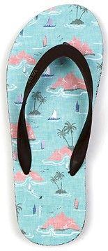 Dane Reynolds Lanai Aloha Sandals
