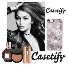 """Bez naslova #52"" by jakee-1 ❤ liked on Polyvore featuring Casetify, Viktor & Rolf and Bobbi Brown Cosmetics"