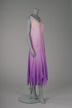 Dress Madeleine Vionnet, 1927 Kerry Taylor Auctions