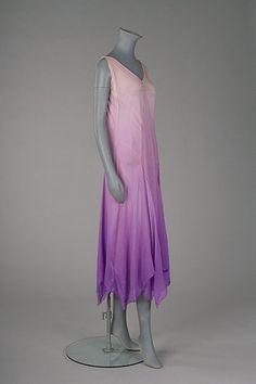 Dress  Madeleine Vionnet, 1927