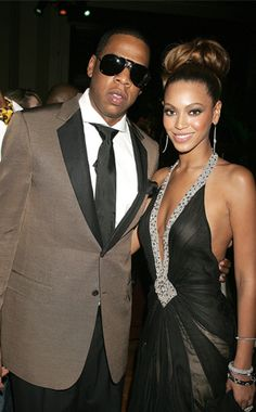 The pair definitely brought a stylish lift to the 2006 Grammys.