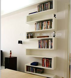40 Modular Shelving Systems, Contemporary Furniture Design Ideas for Modern… Shelving Design, Modular Shelving, Shelving Systems, Apartment Furniture, Diy Furniture, Furniture Design, Furniture Online, Home Goods Decor, Home Decor