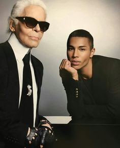 Socially Integrated: high opinion seeking and high leadership score. They have high impact on industry. Karl Lagerfeld, Fendi, Karl Otto, Paris Fashion, Mens Fashion, Catwalk Models, Olivier Rousteing, Fashion Catalogue, Vogue Magazine