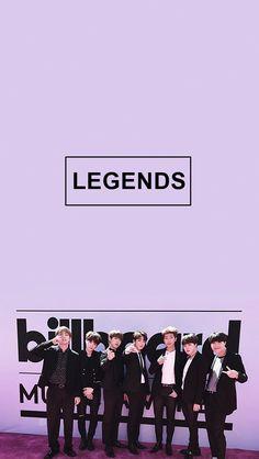 Legends of kpop