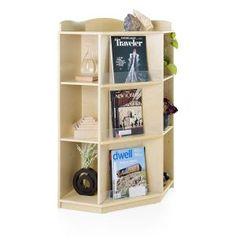 Corner Book Nook School Supply Kids Furniture - Bookcase, Book Display and Storage >>> Visit the image link more details. (This is an affiliate link) Christmas Bedding, Easy Home Decor, Book Nooks, Modern Man, Kids Furniture, School Supplies, Floating Shelves, Bookcase, Corner