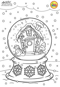 Christmas Coloring Pages - Božić bojanke za djecu - Free Printables for Kids - Christmas Tree, Cookies, Santa Claus and Snowman, Reindeers and more on BonTon TV - Coloring Books Christmas Trees For Kids, Christmas Paper, Christmas Colors, Christmas Coloring Sheets, Printable Christmas Coloring Pages, Christmas Tree Coloring Page, Bible Verse Coloring Page, Coloring Book Pages, Free Printable Coloring Sheets