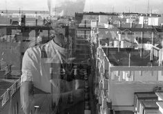 Self portait with double exposure    Ilford HP5 135mm   Canon AE-1 P   28mm…
