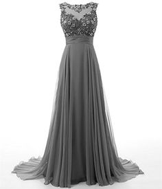 KISSBRIDAL Women's Silver Maxi Evening Party Gown For Mother Of The Bride KissBridal http://www.amazon.com/dp/B00WO3GS6Q/ref=cm_sw_r_pi_dp_hHaTwb0S5DP9G