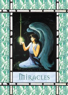 Oracle Card Miracles | Doreen Virtue - Official Angel Therapy Website