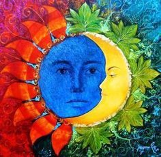 Image result for images of sun moon stars