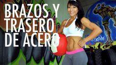 ADIÓS BRAZOS FLÁCIDOS Y LEVANTA LOS GLUTEOS - http://dietasparabajardepesos.com/blog/adios-brazos-flacidos-y-levanta-los-gluteos/