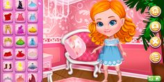 Style barbie dress up games contest