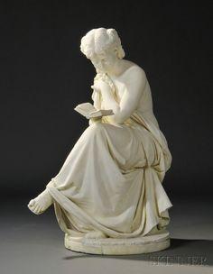 Italian School, 19th Century Marble Sculpture