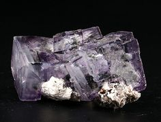 Fluorite - Yaogangxian Mine, Chenzhou, China.