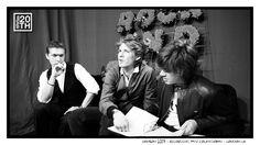 Photo 263 of 365  HANSON 2007 - Recording MTV Countdown - London UK    Caption this pic .    #Hanson #Hanson20th