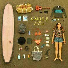 Grandes Canciones: City Girl - Smile