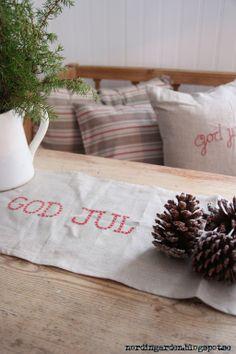 nordingården: Jul