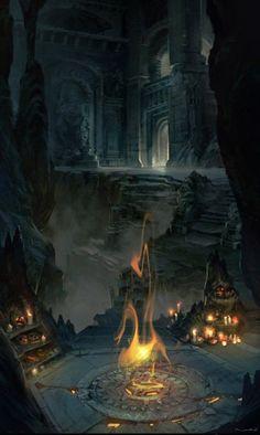 The Cave...BDB