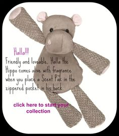 Your #ScentsyBuddy includes a fragranced scent pak to make the most of you, or your childs', cuddle time! £25