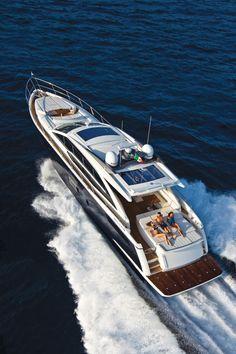 Sport Yacht 64STY - Absolute Luxury Yachts