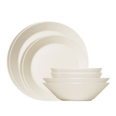 Iittala Teema White Dinnerware Set Home - Dining & Entertaining - Dinnerware - Bloomingdale's Large Plates, White Plates, Plates And Bowls, White Dinnerware, Dinnerware Sets, Starter Set, Design Museum, Dinner Plates, Finland