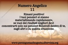 Significato dei Numeri Angelici dal Nr. 11 al Nr. 21 Doreen Virtue, Augusta, Positive Quotes, Mindfulness, Positivity, Thoughts, Angels, Symbols, Facebook