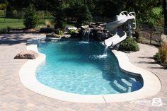 fiberglass pool images | fiberglass pool picture gallery | Signature Fiberglass Pools Chicago ...
