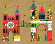 Shapes. Paul Klee