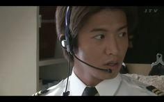 Kimutaku as Shinkai @Good Luck