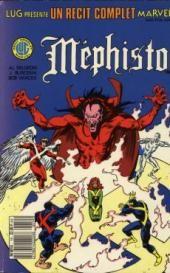 Récit complet Marvel (Un), tome 19 : Mephisto Mephisto, Album, Comic Books, Marvel, Comics, Cover, Art, Art Background, Kunst