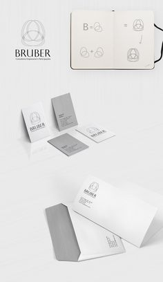 Bruber - Identidade Visual on Behance