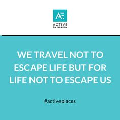 #activeplaces embrac