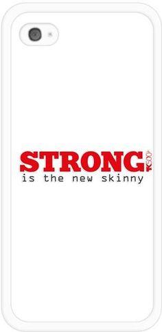 Tony Karen Hill - Strong - Kendin Tasarla - İphone 44S Kılıfları