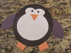 Winter Penguin Craft for Kindergarten http://www.teacherspayteachers.com/Product/Winter-Wonderland-Thematic-Unit-959718