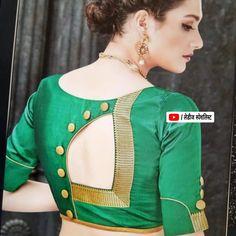 Blouse Back Neck Designs, Best Blouse Designs, Neckline Designs, Simple Blouse Designs, Stylish Blouse Design, Bridal Blouse Designs, Latest Saree Blouse Designs, Latest Blouse Patterns, Indian Blouse Designs