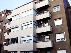 #Edificio Carrer Homer, 51-53. #Rehabilitación #fachada principal