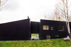 Designer House in Sweden