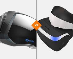 5c5b9be4bdcd8 Oculus Rift ou Morpheus  qual é o melhor óculos de realidade virtual