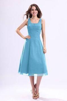 5e8474a9e89 Light Blue Mother Of The Bride Groom Dress Plus Size Summer Cocktail Tea  Length Sundress Petite