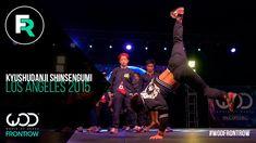 Kyushudanji Shinsengumi 1st Place Youth | FRONTROW | World of Dance Los ...