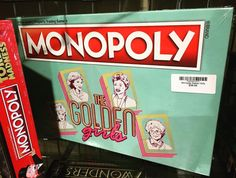 Any Golden Girls fans out there? #tabletopgame #fun #boardgames #classic #goldengirls #shallweplaylv #monopoly