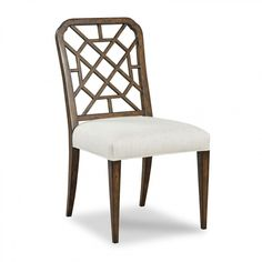 Woodbridge Furniture Merrion Solid Wood Dining Chair (Set of Finish: Bordeaux Dining Chair Seat Covers, Dining Chair Set, Dining Room, Small Accent Chairs, Solid Wood Dining Chairs, Farmhouse Dining Set, Woodbridge Furniture, Adirondack Chairs For Sale, Painted Chairs