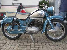 NSU Max 251 OSB 1955 250cc OHV | Flickr - Photo Sharing!