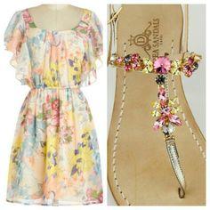Colori ...amo l'estate ! Dea Sandals  Capri Style #sandaligioiello #sandalicapri #modapositano #caprisandals #outfit #caprifashion #estate #infradito #flipflop #sandalipositano #moda #scarpe #sandali #deasandals