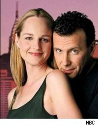 """""""Mad About You"""" - Helen Hunt and Paul Reiser (1992-1999) Loved this show - very funny"""