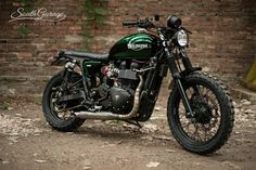 Green thruxton
