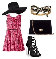 Untitled #10 by semir-cosic on Polyvore featuring polyvore, fashion, style, Julian Taylor, Rodo, Marc Jacobs, San Diego Hat Co. and clothing
