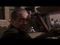 """Scene from """"A Bronx Tale"""" - The door test.  In loving memory - my love Anthony' I was put through this test without knowing I was been Tested .. Passed it!  R.I.P baby - miss you"""