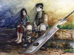 Zabuza and Haku by ~FotoN-ike on deviantART
